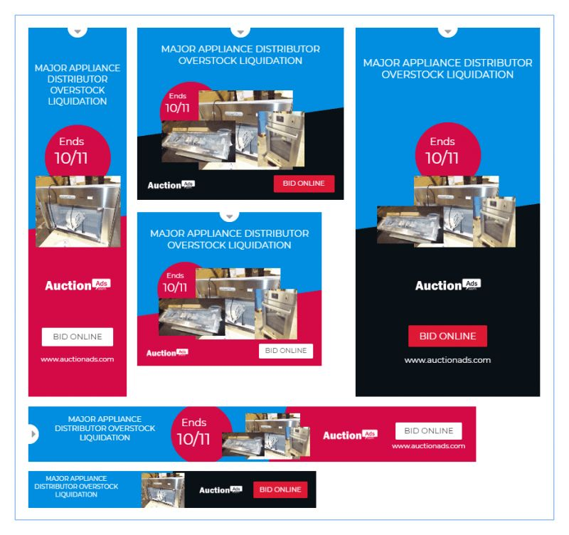 AuctionAds.com Offers a New and Effective Way to Advertise Auctions
